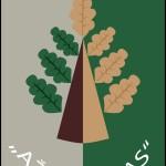 """Ąžuoliuko"" logo"