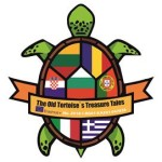 vėžliuko logo